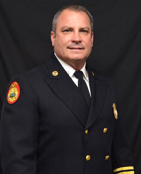 Chief Ian Kemp